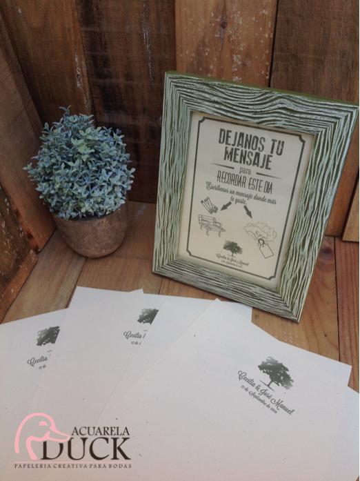 libro de firmas para bodas