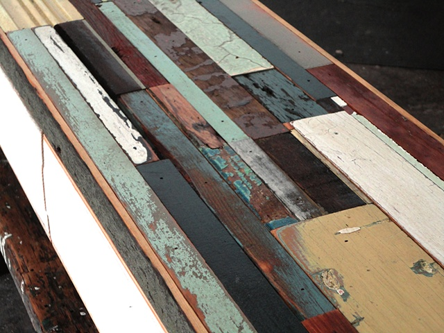 The aesthetic omnivore by focus group west source for Reclaimed wood sources