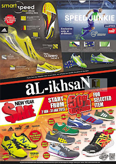 Al-Ikhsan New Year Sale 2013