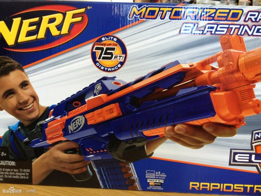 SG Nerf: Nerf Whiteout Series Blasters in Singapore!