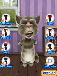 Trò chơi con mèo biết nói