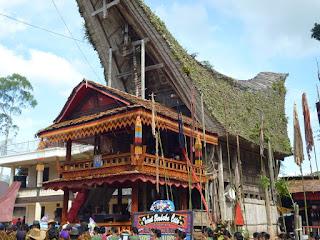 Ritual Upacara Kematian dan Pemakaman Jenasah di Toraja