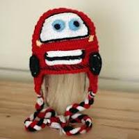 Topi Bayi Cars
