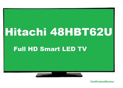 Hitachi 48HBT62U 48 inch Full HD Smart LED TV