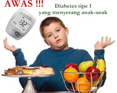 Pengobatan Tradisional Diabetes Tipe 1 Pada Anak