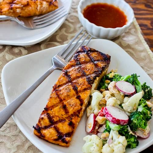 20+ Deliciously Healthy Low Carb Fish And Seafood Recipes For Spring Found  On KalynsKitchen