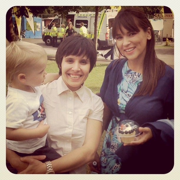 Side Street Style: Meeting Rachel Khoo...a journey of food and fashion