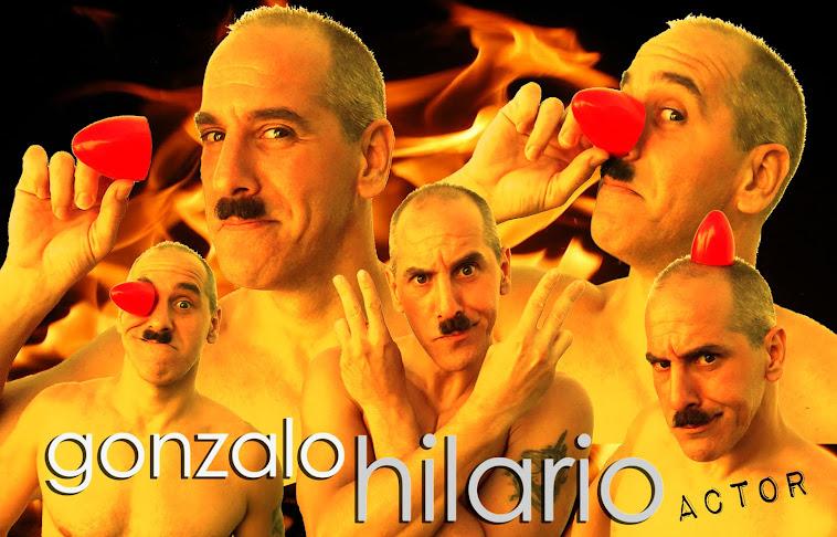 Gonzalo Hilario ACTOR
