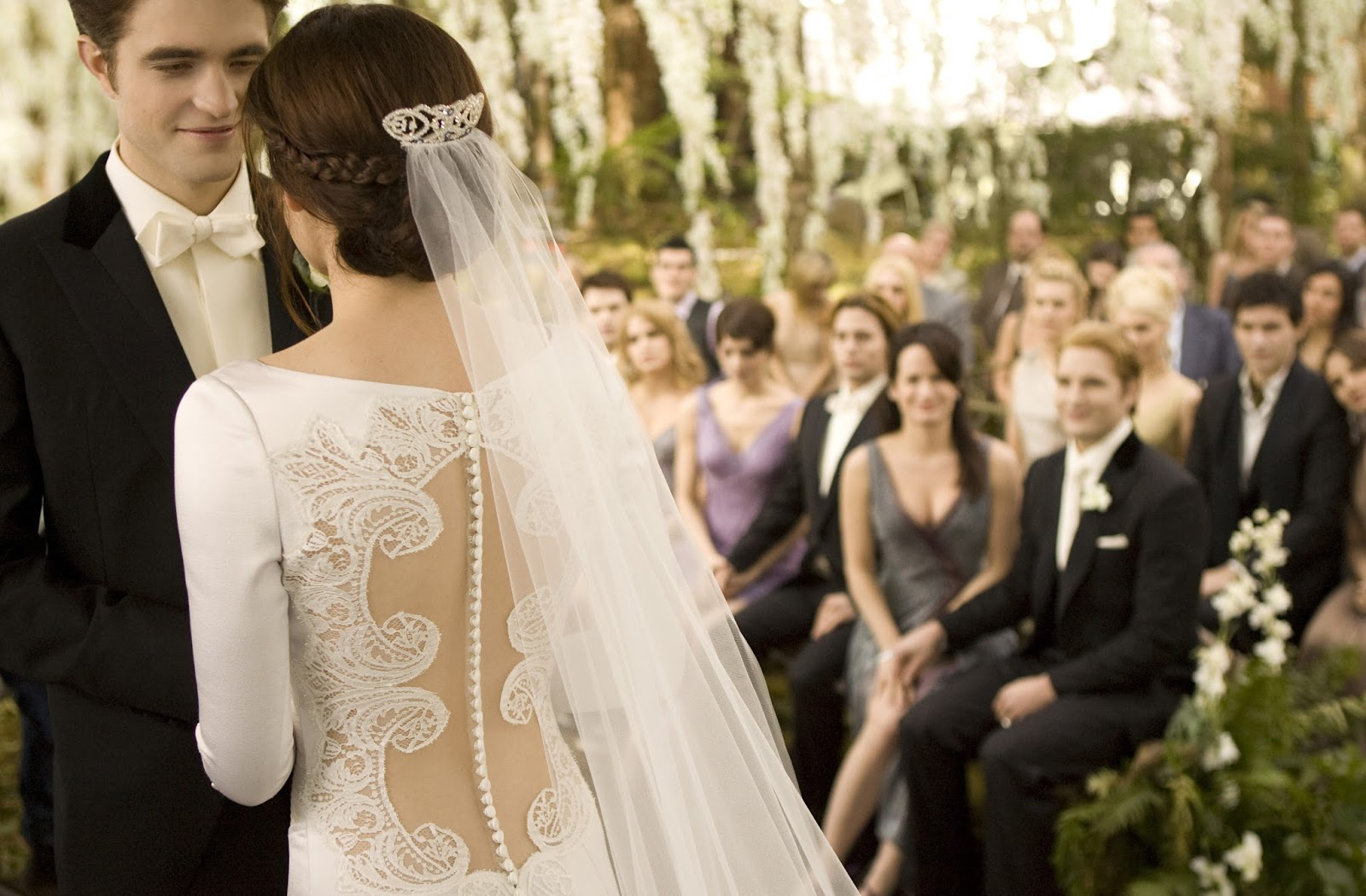 Twilight Saga Wedding Dress 16 Marvelous Breaking Dawn Part