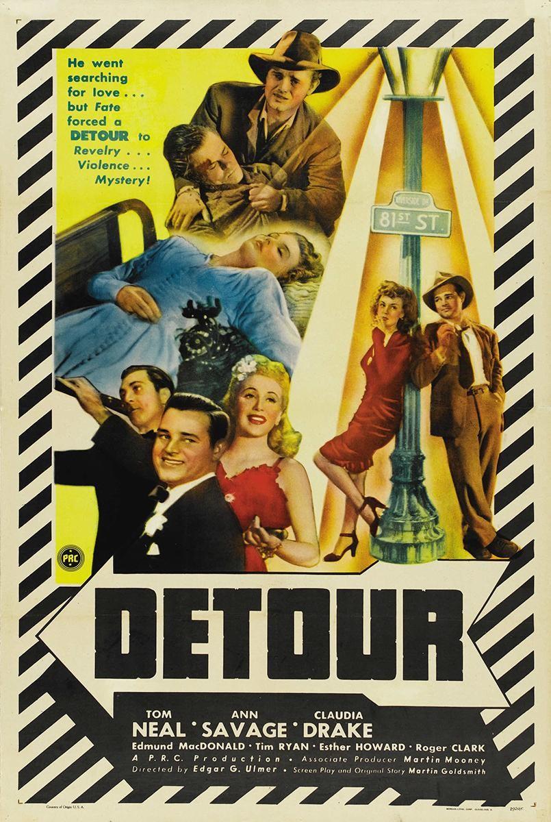 Detour (El Desvío) (1945)