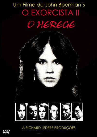 Filme O Exorcista 2 O Herege Dublado AVI DVDRip