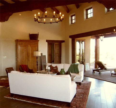 Estilo rustico interiores del rustico mexicano for Fachadas de casas estilo rustico moderno