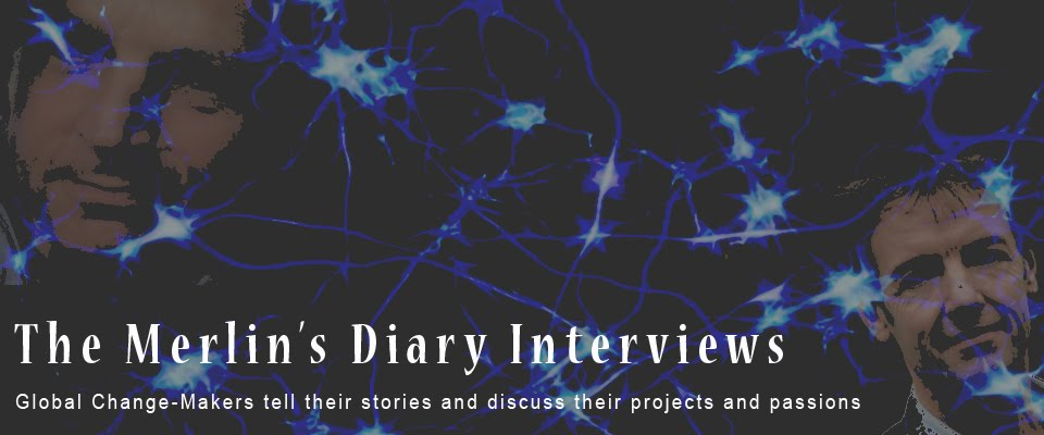 Merlin's Diary Podcast
