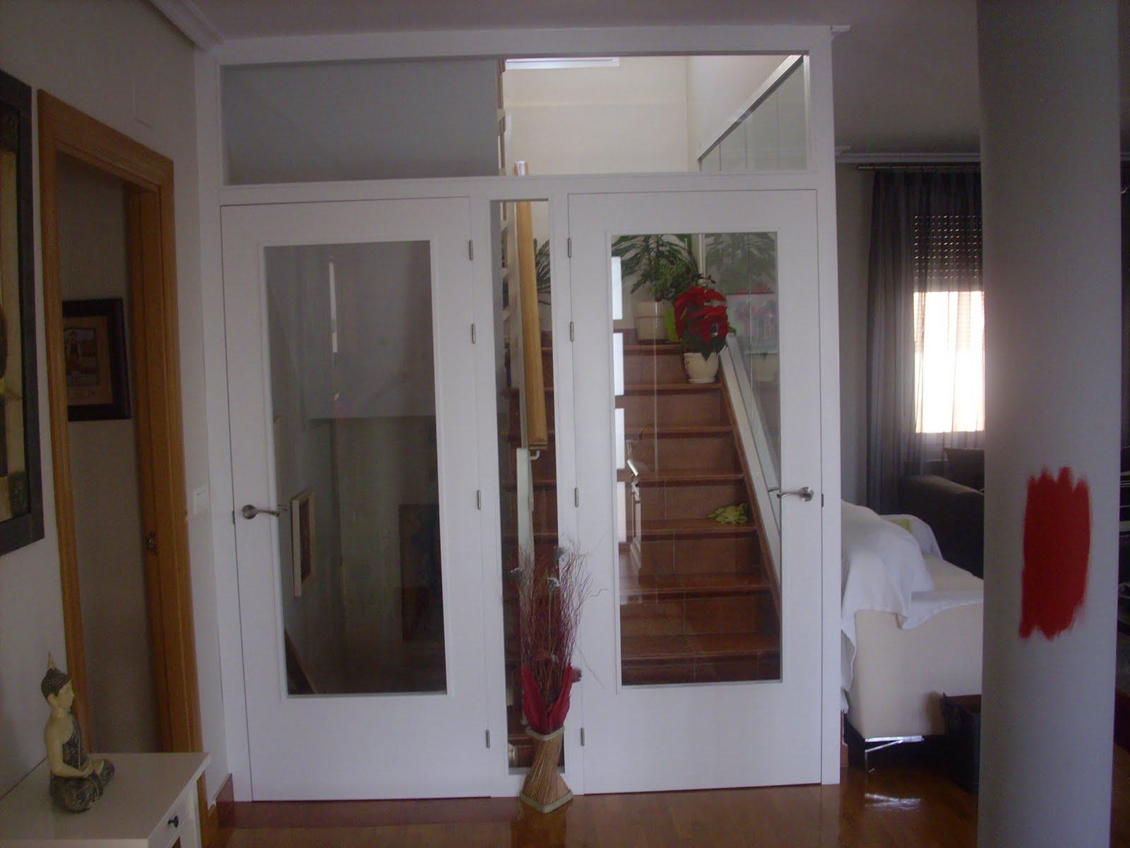 El carpintero cerramiento de huecos de escalera - Huecos de escalera ...