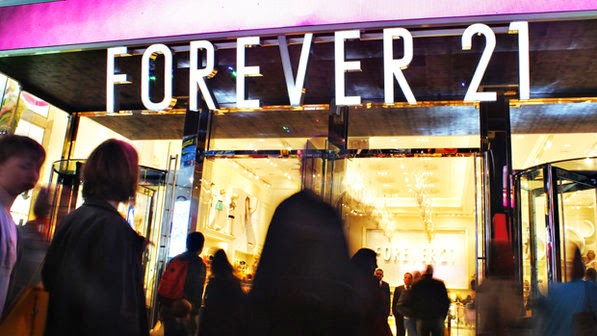 4afbc26e4a6 Estilo Pessoal  Forever 21 no Brasil já é um sucesso!