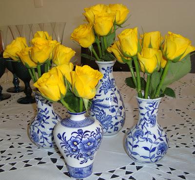 1 Rosas amarelas!!!