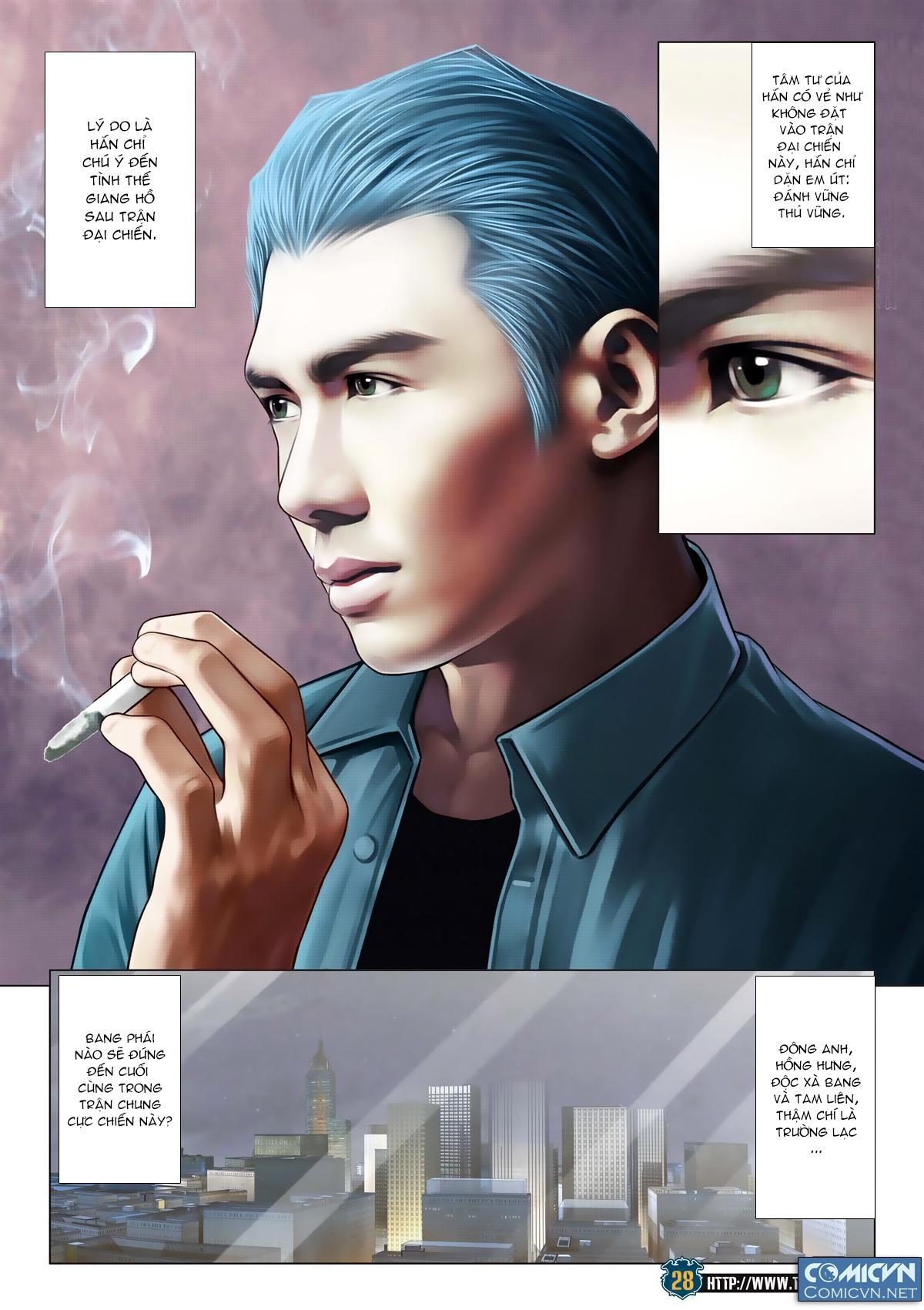 Người Trong Giang Hồ Chap 2010 - Next Chap 2011