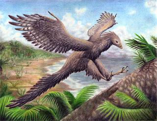 Dinosaurus Archaeopteryx