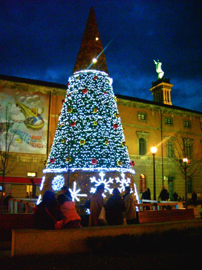Navidad Gijón 2012 parchis