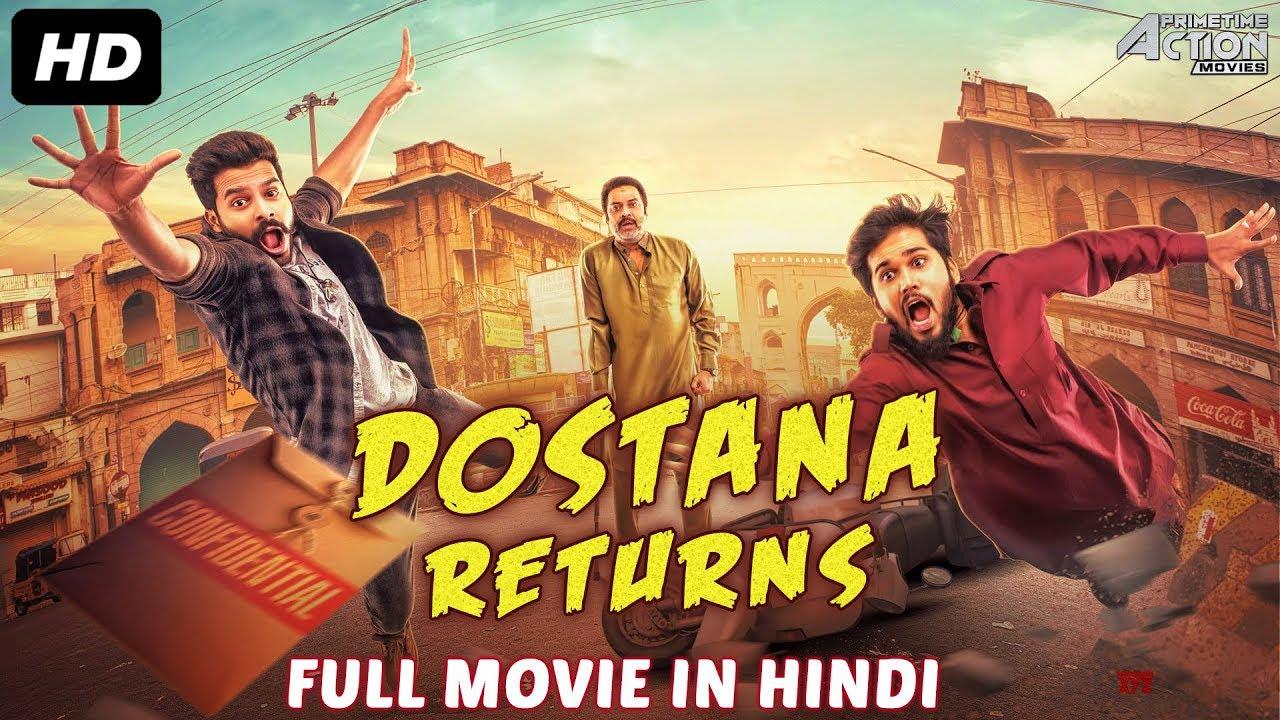 Dostana Returns 2018 Hindi Dubbed 720p HDRip 1.1GB Download