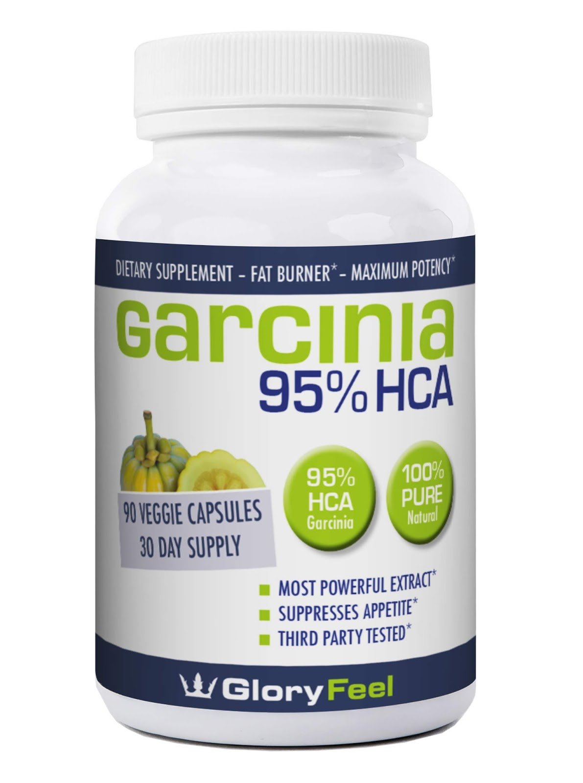Mygreatfinds Glory Feel 95 Hca Garcinia Cambogia Supplement Review