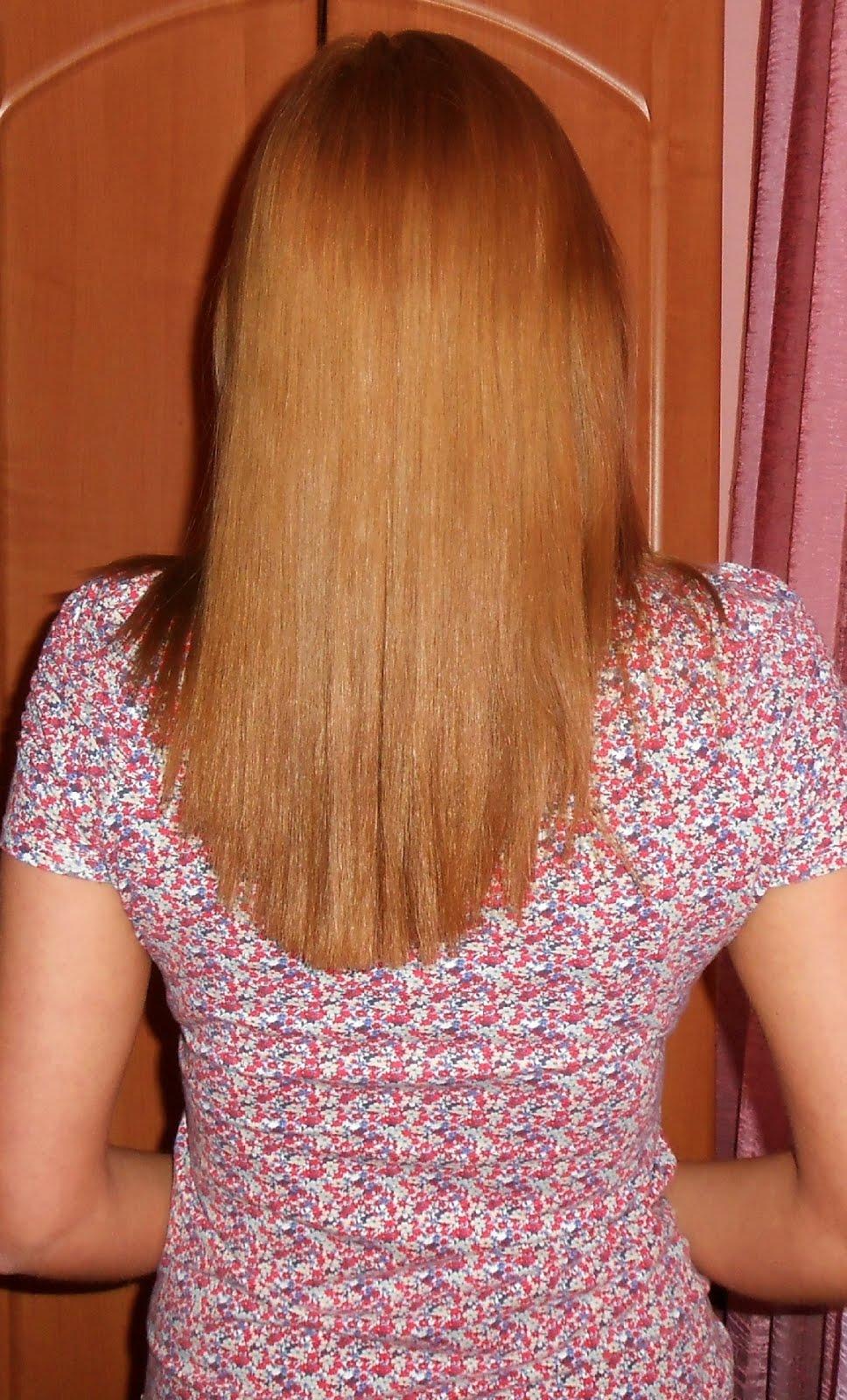 Obecny stan moich włosów