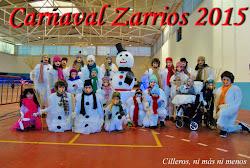 CARNAVAL ZARRIOS 2015