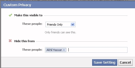 how to download someones friend list facebook