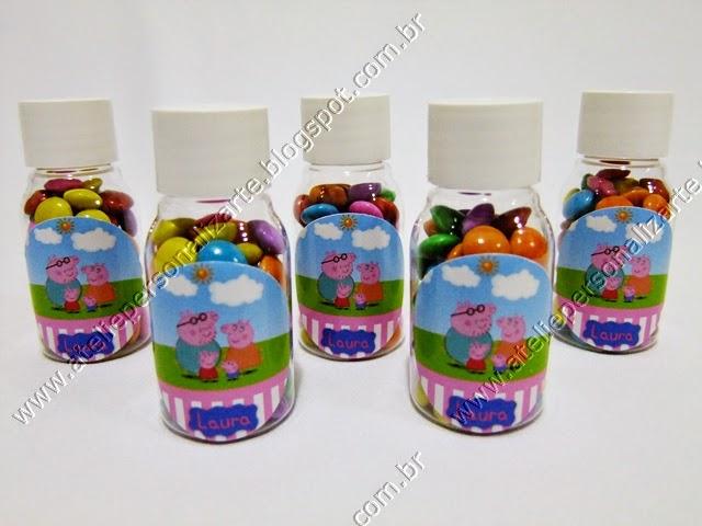 frasquinhos personalizados - lembrancinhas porto alegre
