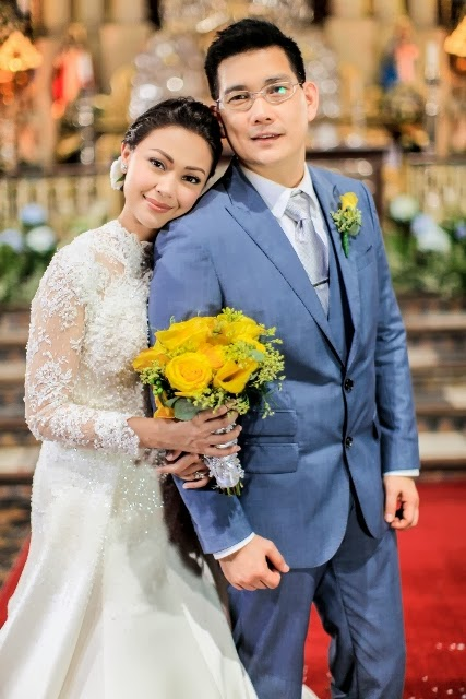 Jodi Sta Maria Wedding Richard Yap and...