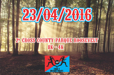 8k y 4k Laura´s Project (cross country en parque Roosevelt, 23/abr/2016)