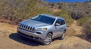 Jeep Mulling SRT-Tuned Cherokee