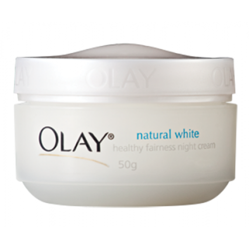 METAL AND MAKEUP OLAY Natural White Fairness Day Night
