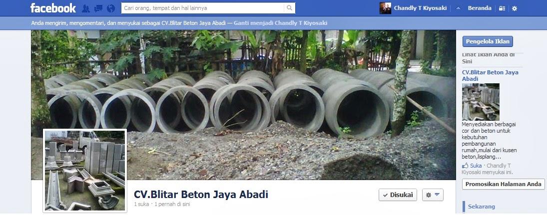 CV. Blitar Beton Jaya Abadi