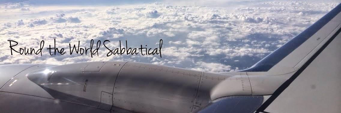 Round the World Sabbatical