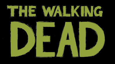 The Walking Dead Logo - We Know Gamers