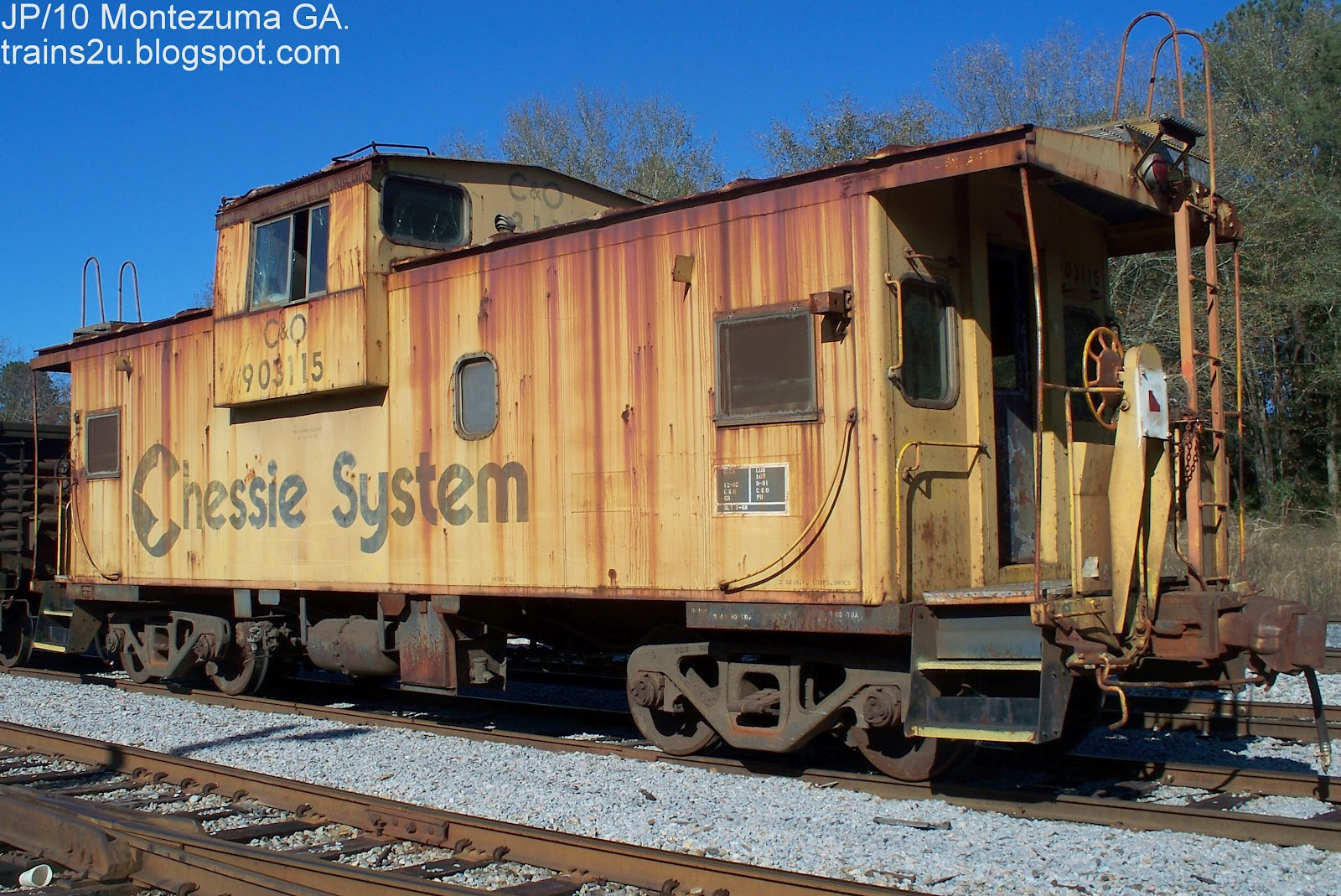 Train Caboose Template C&o chessie system caboose,