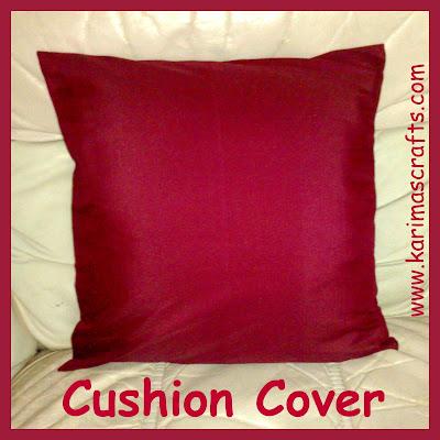 quick envelope cushion tutorial muslim blog