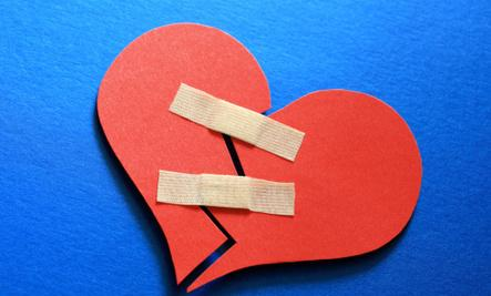 6 Ways to Administer Relationship First Aid  - broken heart treat patch
