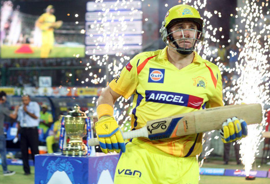 Michael-Hussey-CSK-vs-MI-qualifier-1-IPL-2013