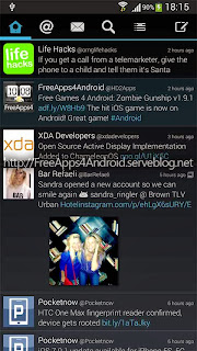 Tweetings for Twitter Free Apps 4 Android