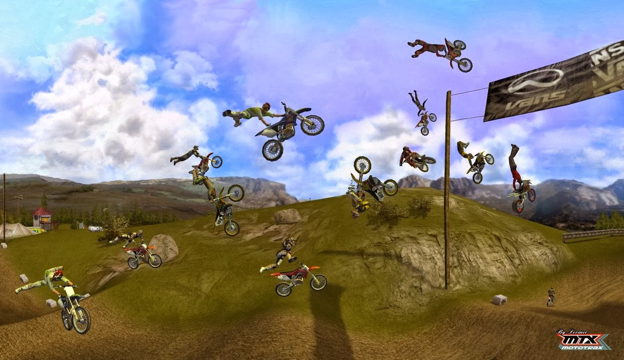 MTX Mototrax game free download full version for pc