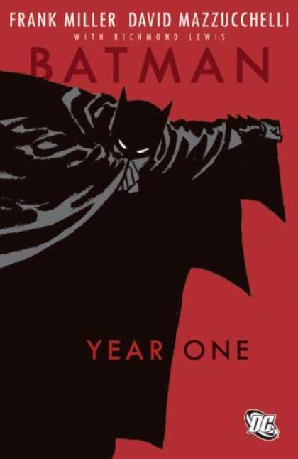 Batman : Year One affiche