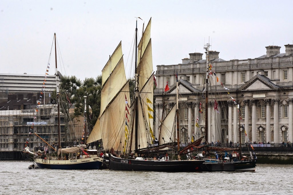 Greenwich Tall ship festival