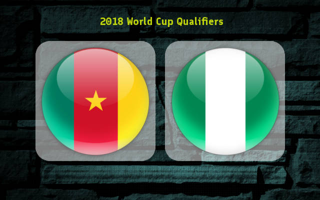 Cameroon Vs Nigeria World Cup Qualification 2018