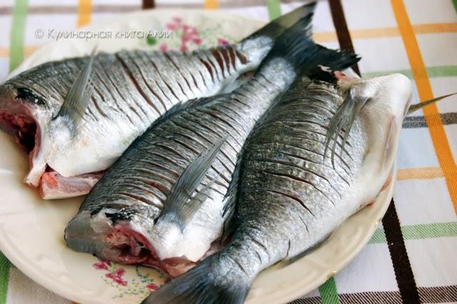 Морская рыба без костей рецепты