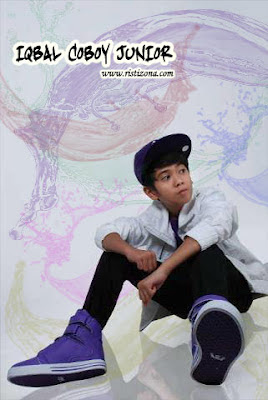 Foto Iqbal Coboy Junior