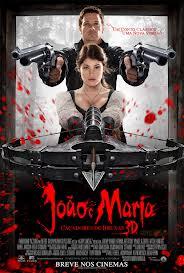 Filme João e Maria   Caçadores de Bruxas   Dublado