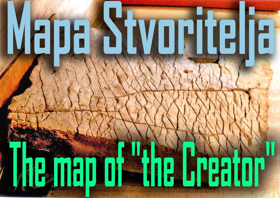 Mapa Stvoritelja