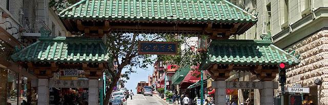 Chinatown - San Francisco - que visitar